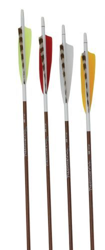 Traditional Only® Carbon Arrows