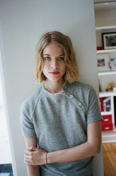 Calder lookbook photographed by Sofia Coppola