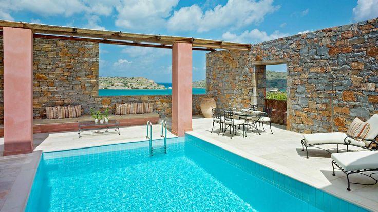 art 4 logic: Blue Palace, a Luxury Collection Resort & Spa, Elounda, Greece