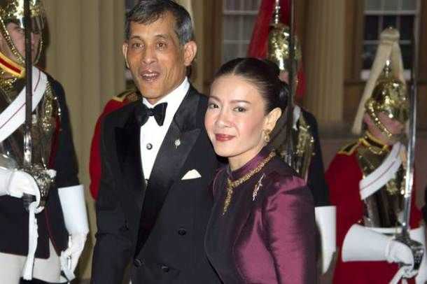 Where are you hiding Prince? The Crown prince of Thailand and his 30-strong royal entourage set up camp at a five-star hotel in the Hampshire countryside as his nation is wracked by political violence.  While Maha Vajiralongkorn and his royal retinue have taken over a wing of grade-II listed Tylney Hall in the village of Rotherwick, is a small village situated in the Hart district of Hampshire, England. 6,000 miles away from the Royal Thai Army.