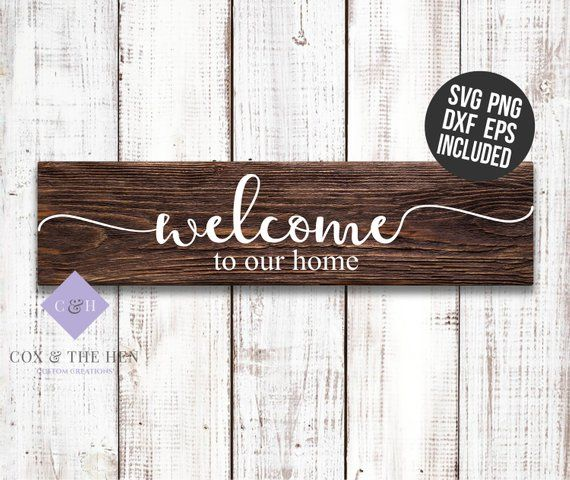 Pin On Home Decor Wood Signs