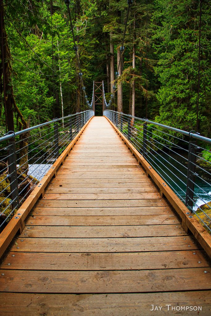 Staircase Trail- Hood Canal