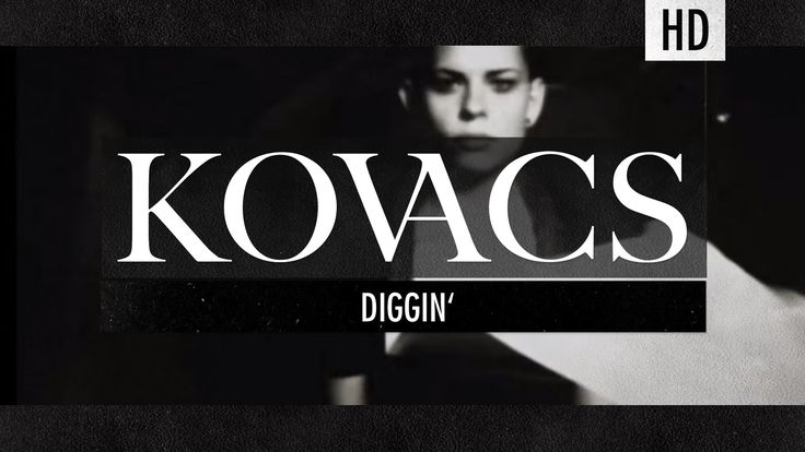 """Kovacs - Diggin (Official Lyric Video)""""...me and my records all alone feels right...""""  """"...flicking thru vinyl gives a rush..."""""""