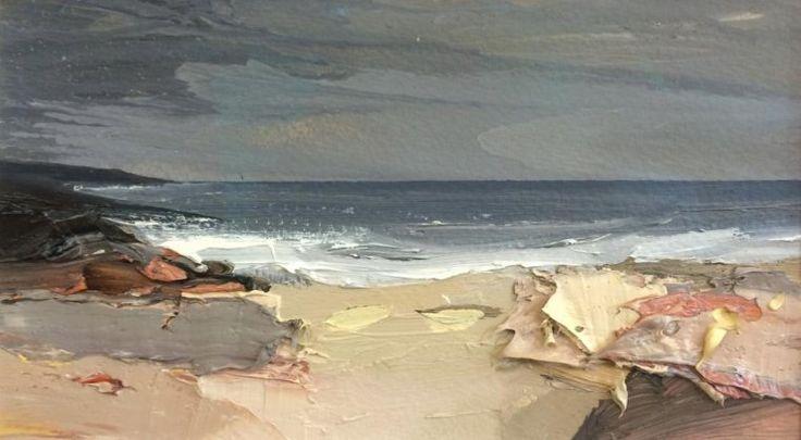 Chris Bushe - A Wide Bay and a Wet Sky, Islay