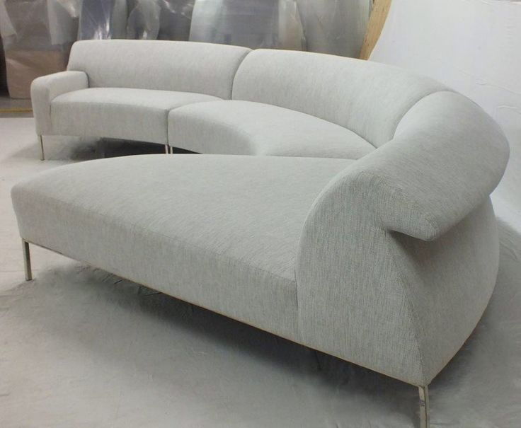 Sectional Seating By LAZAR. Designed By; Stanley Jay Friedman.