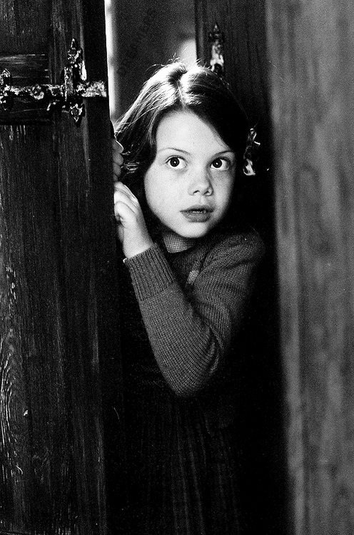Lucy Pevensie...that look is my childhood.