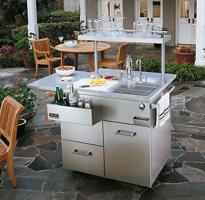 Artistic Design: NYC Fireplaces And Outdoor Kitchens