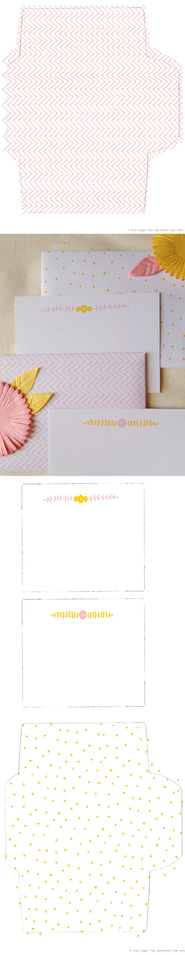 Best 20 free printable stationery ideas on pinterest for Paper source templates place cards