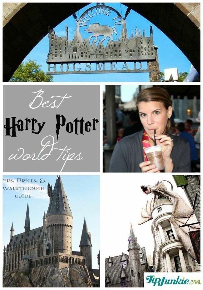 Best Harry Potter World Tips