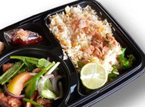 鶏炒飯弁当  タイ王国料理食堂 フォーシーズンズ