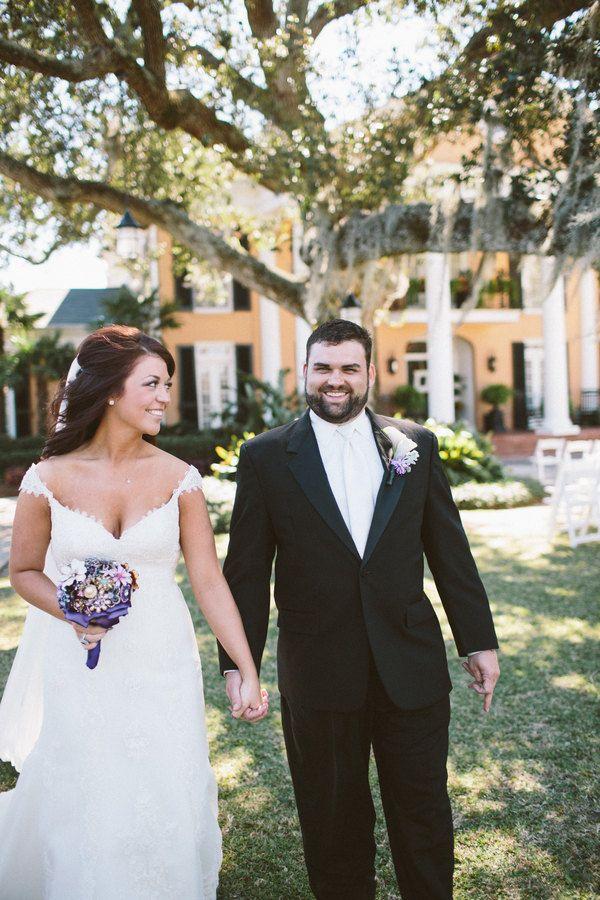 Classic Southern Oaks Plantation Wedding by b. flint photographyApril 3, 2013…