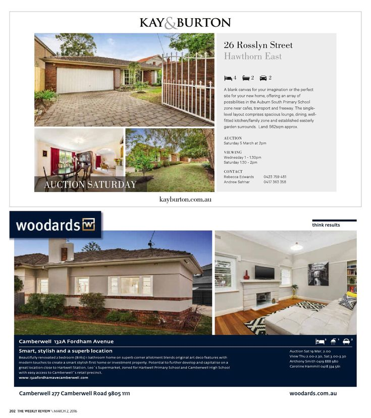 The Weekly Review Stonnington & Boroondara  March 2, 2016