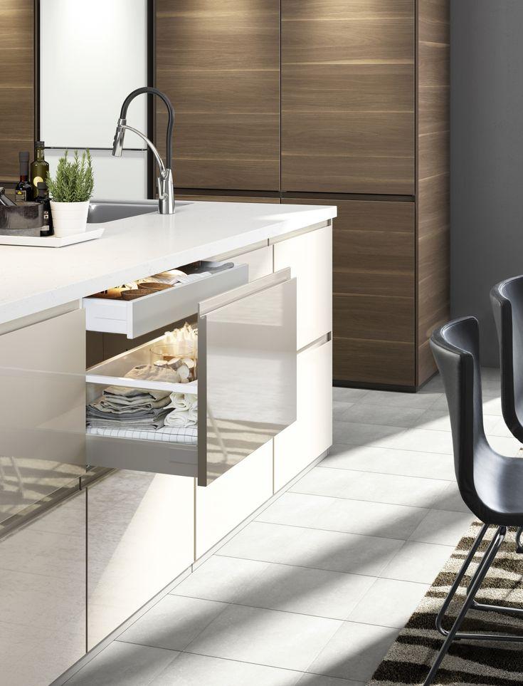 VOXTORP keukendeur | #IKEA #IKEAnl #eten #diner #koken #keuken #deur