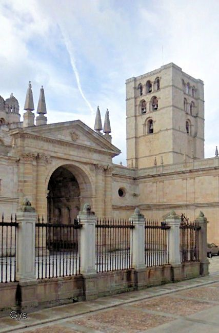 Cathedral of Zamora, Spain