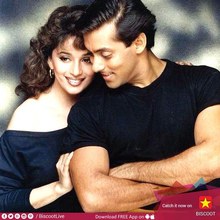 #MadhuriDixit was paid more money than #SalmanKhan in Hum Aapke Hain Koun!