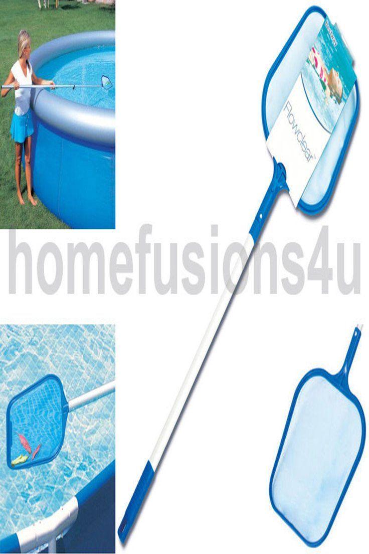 Telescopic Leaf Skimmer Mesh Net Aqua Swimming Pool Spa Hot Tub Debris Clearer 6942138924794 Ebay Spa Hot Tubs Swimming Pool Spa Swimming Pools
