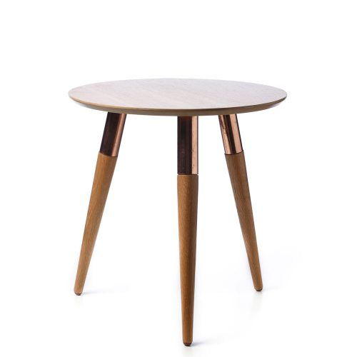 Home Republic Apollo Side Table, side table, tripod table