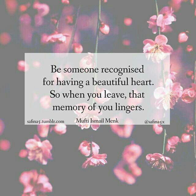 Muslim Quotes. Mufti Ismail Menk.
