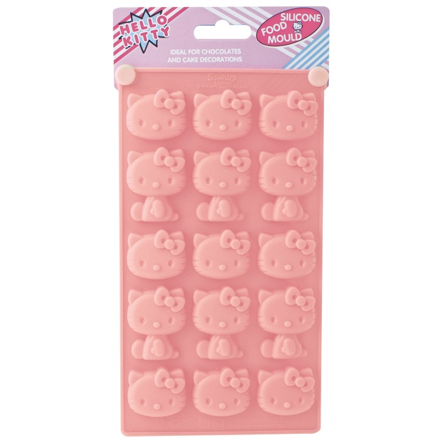 Hello Kitty Chocolate Mould £4