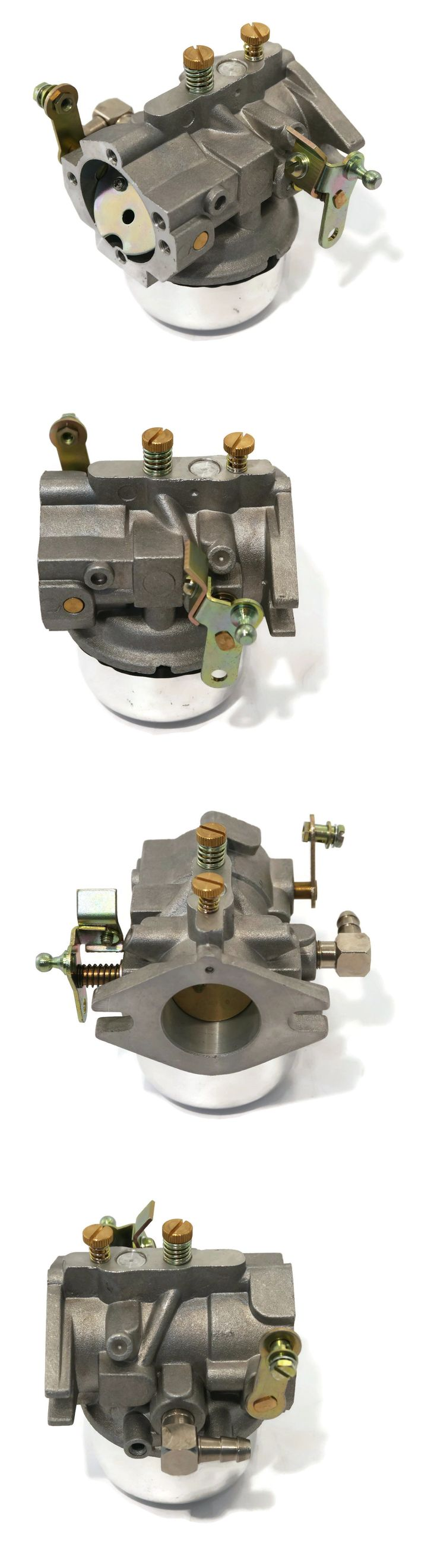 Other Outdoor Power Equipment 29520: Carburetor Carb Fits Kohler K Series K582 Cast Iron Twin Lawn Mower Engine Motor -> BUY IT NOW ONLY: $52.49 on eBay!