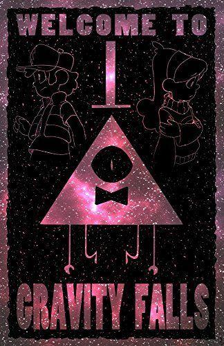 Gravity Falls - Galactic Peculiarity Poster, http://www.amazon.com/dp/B01BYSZYX4/ref=cm_sw_r_pi_awdm_CeT6wb1R2N1A7/180-9425971-4474354