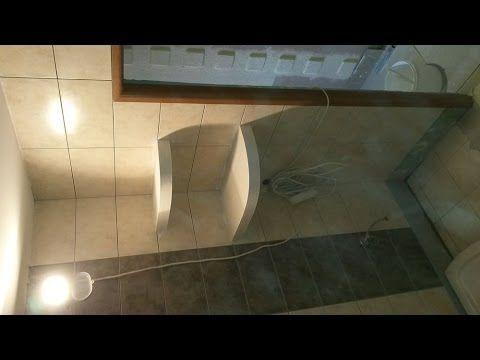 ☆ Przedpokój w kamieniu dekoracyjnym - ozdobnym i remont łazienki - led strips k che