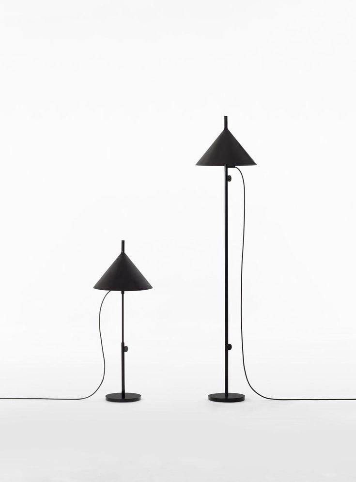 W132, minimalistic light | lighting . Beleuchtung . luminaires | Design: Nendo |