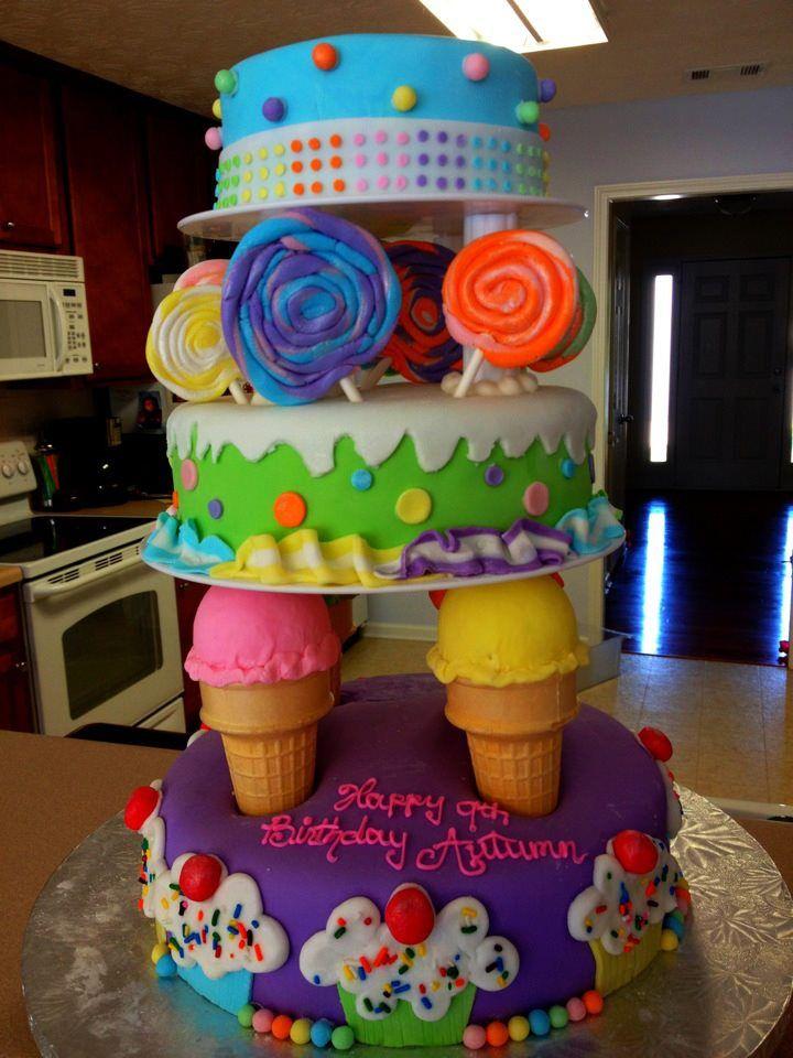 30 best Amazing birthday cakes images on Pinterest Amazing