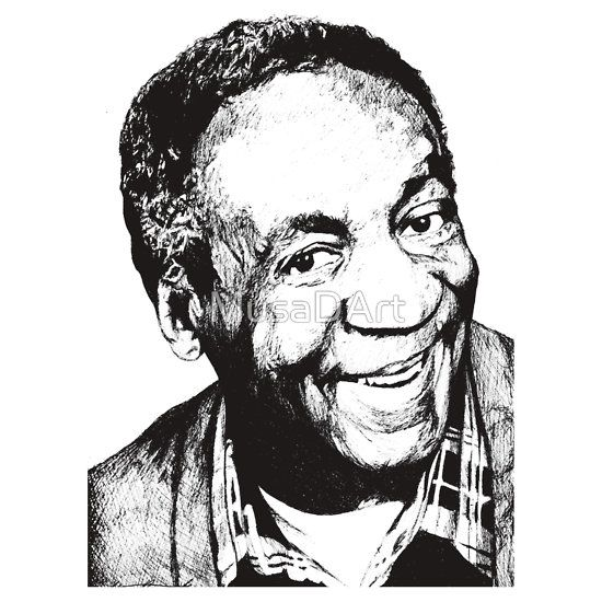 B C HUX Available to buy on…T-Shirts, Hoodies, Stickers, Prints, Cards, Throw Pillows and Tote Bags The Cosby Show.