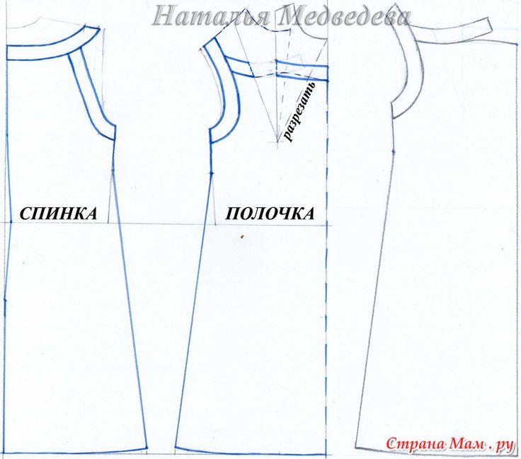 Джинсовая одежда для женщин. Моделирование.