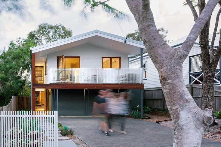 Yeronga Renovation | Driveway | Queensland Australia | Smith Architects