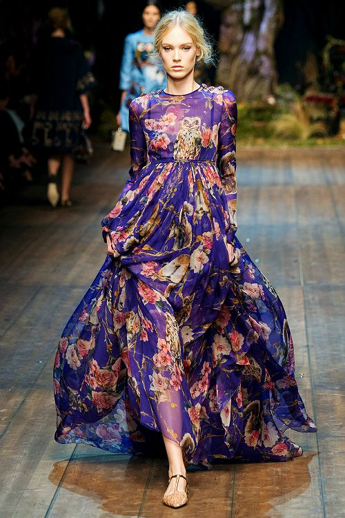 D&G Awesome floral print, must have piece