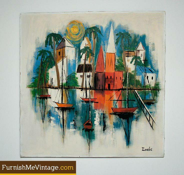 1248 Best Mid Century Images On Pinterest: 20 Best Images About Mid Century Modern Art On Pinterest