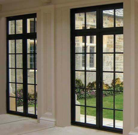 Standard Bronze Doors