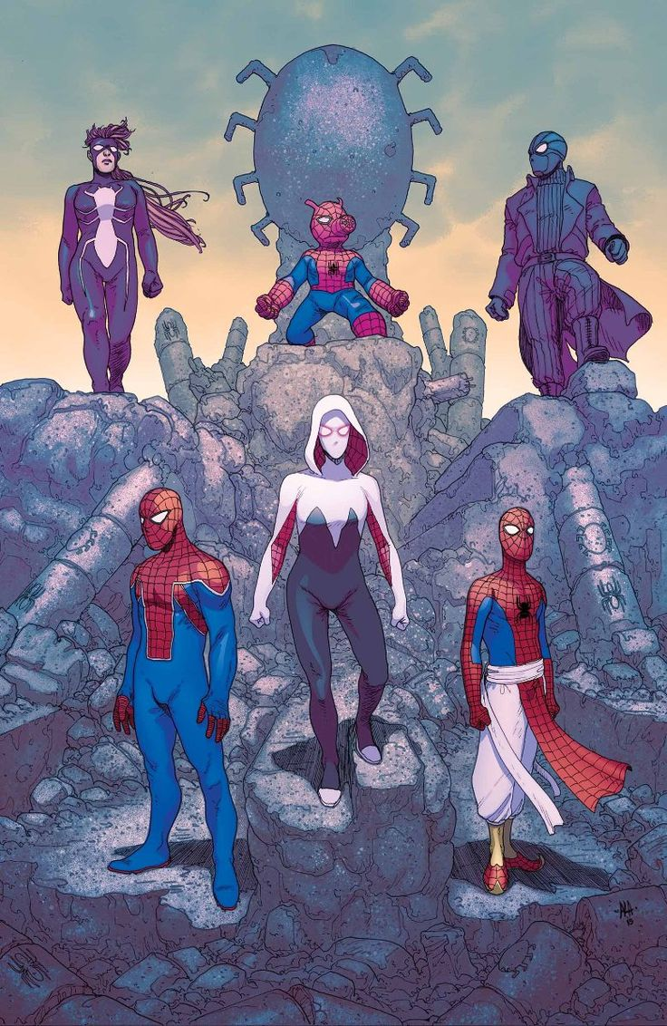 Marvel Comics Full September 2015 Solicitations | Newsarama.com