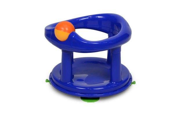 Test und Kundenbewertungen des Safety 1st Badewannensitz. Ein drehbarer Badesitz für Babys mit integriertem Spielzeug und sicheren Halt dank Saugnäpfen.