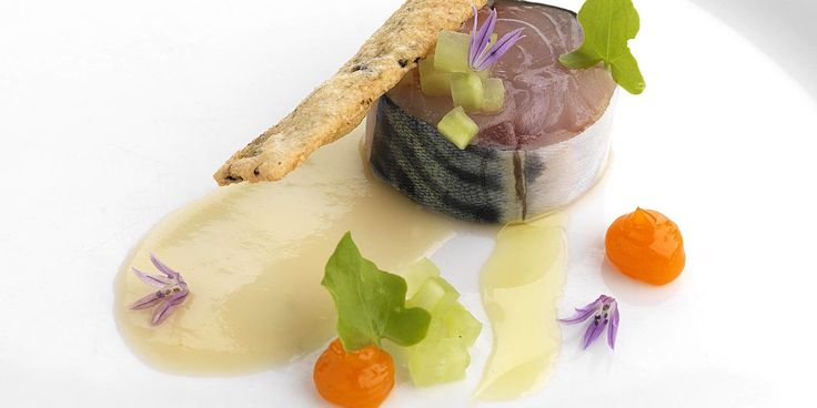 This gourmet mackerel recipe from award-winning chef Adam Stokes is an awe-inspiring dish with remarkable flavour