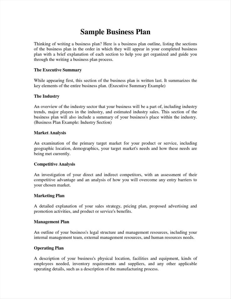 Salon Business Plan Template Unique Barber Shop Business