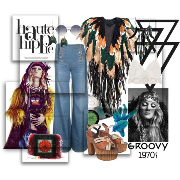 """Wild Hippie"" by clovers-mind on Polyvore"