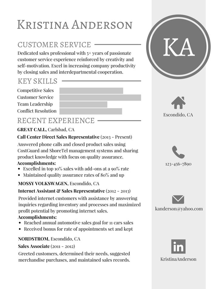 161 best Resume Templates images on Pinterest English grammar - direct sales representative sample resume