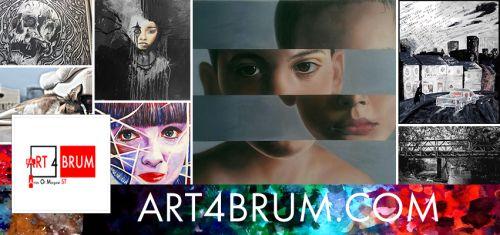 #TheArt 4 Family - #Art4Brum