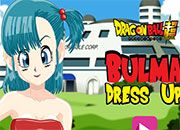 Bulma Dress Up Dragon Ball Super