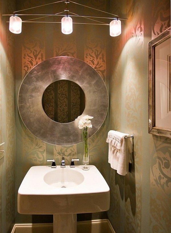 Powder Room Decor 33 best powder room ideas images on pinterest | bathroom ideas