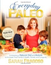 Great book for families. If you are adopting this eating style Sarah's book is a must have.