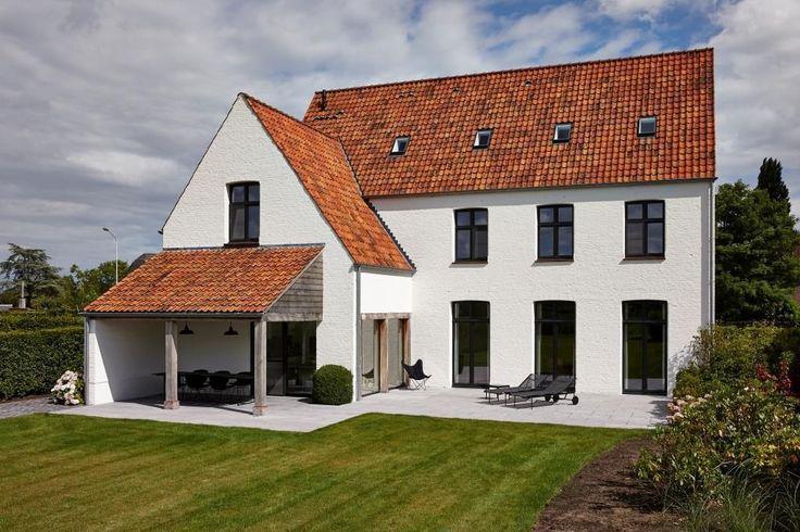Architectuur   Villabouw   Vlassak Verhulst Exclusieve Villabouw