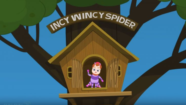 Incy Wincy Spider (SINGLE) - Nursery Rhymes by Cutians - ChuChu TV Kids SongsVideo And Download Produced by –ChuChu TV Nursery Rhymes & Kids Songs