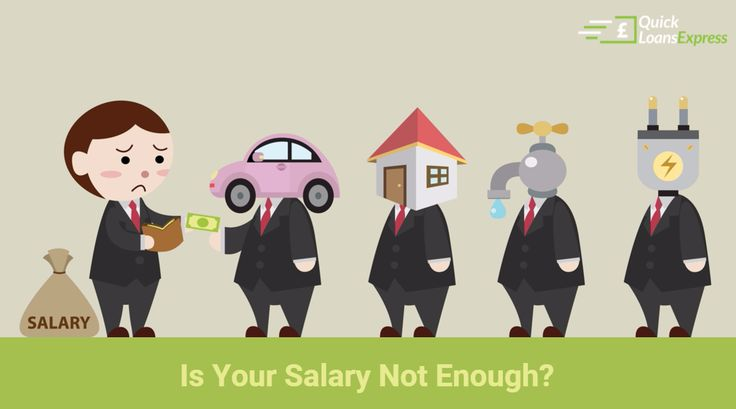 Is your salary not enough? You are not alone! Many people are now applying for payday loans with Quick Loans Express since their job cannot cover their monthly expenses. Read more about why payday loans in the article link.