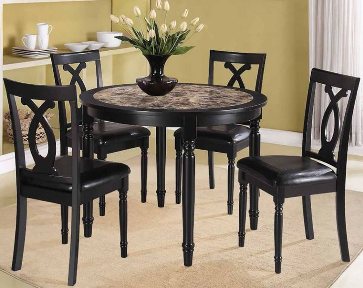 black wood dining room sets. fine dining room furniture houzz