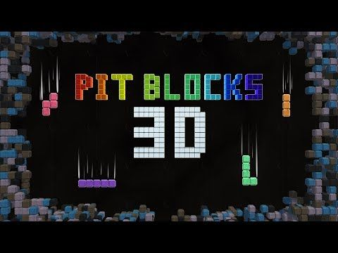 3D Tetris lives again thanks to Pit Blocks 3D, which takes