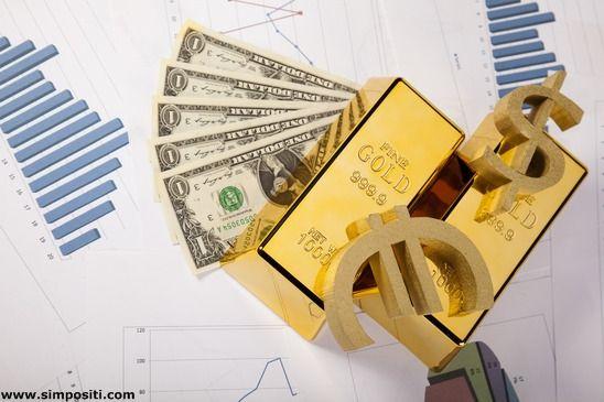 Smart investing - gold coins and bars. #investing #goldcoins #goldbars